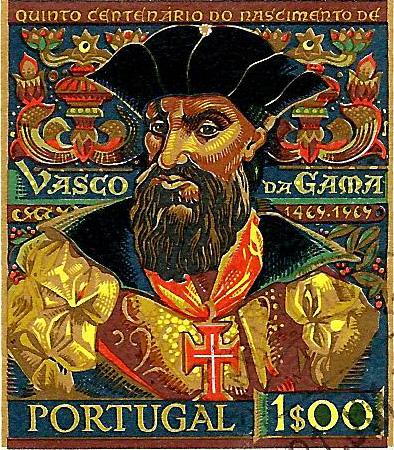 Vasco de Gama 1569 1969