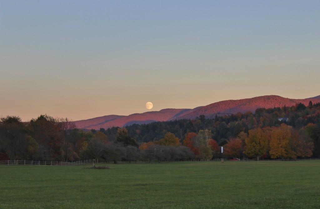 moon-rising