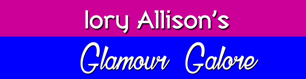 IORY ALLISON'S GLAMOUR GALORE